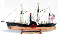 "Sidewheel Steamship SS Central America 26"""