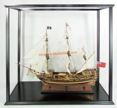 Display Case For Historic Ships Exclude Plexiglass Or Glass