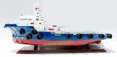 Offshore Support Vessel Cargo Ship Model 27""