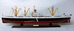 "Liberty Cargo US Navy Ship Model 33"""