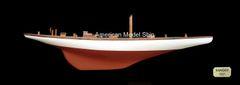 """RANGER HALF HULL Model Ship 36"""""""