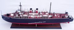 SS City of Milwaukee Great Lakes Railroad Car Ferry 33""