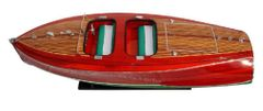 """Chris Craft Deluxe 33"""" Runabout 1942 Model Ship"""