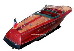 """RIVA ARISTON Speed Boat 35"""""""