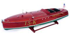 """Miss Severn 15-K Model Race Boat 32"""""""