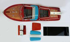 """Riva Aquarama Model 34"""" Ready RC"""