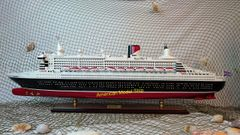 QUEEN MARY II Cruise Ship 40""