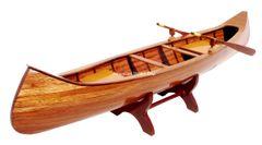 """Indiangirl Canoe Ship Model 24"""""""