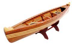 """Canadian canoe Ship Model 24"""""""