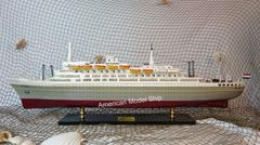 """SS ROTTERDAM Cruise Ship 36"""""""