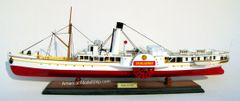 Skibladner Paddle Steam Boat Ship Model 28""