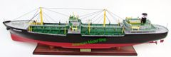 "Esso Glasgow Tanker Ship Model 38"""