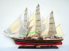 "L'ORENOQUE Tall Ship Model 36"""