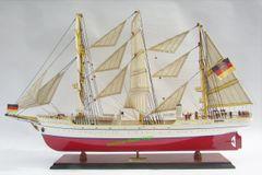 "GORCH FOCK II Tall Ship Model 36"""