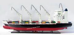 "General Cargo Ship with Cranes 40"""