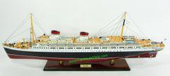 """SS REX Italian Ocean Liner Model 34"""""""
