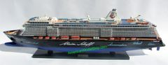 """Mein Schiff 5 TUI Cruises Ship Model 39"""" Scale 1:300"""