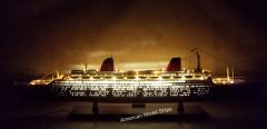 """SS FRANCE SPECIAL EDITION Model 40"""" With LED Light"""