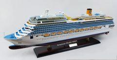 Costa Fortuna Cruise Ship Model Scale 1:350