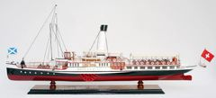Hohentwiel Paddle Steam Boat Model 29""