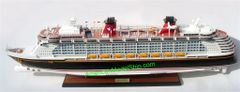 "DISNEY FANTASY Cruise Ship Model 40"""