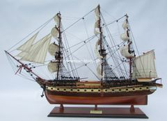 """USS Constitution Tall Ship Full Assembled 35"""""""
