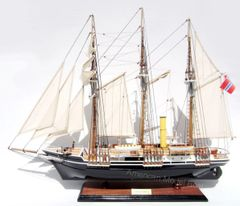Endurance Antarctic Expedition Model Ship 33''