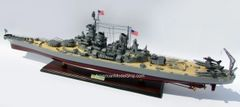 USS MISSOURI BB63 Battleship Model 40""