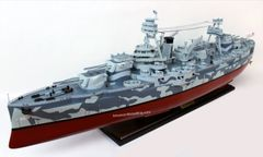 USS Texas BB-35 New York Class Battleship 36""
