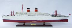 """SS INDEPENDENCE Ocean Liner Red White Model 40"""""""