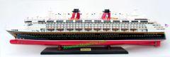 "DISNEY WONDER Ocean Liner Cruise Ship Model 40"""
