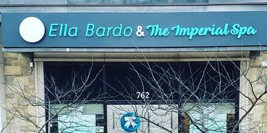 Ella Bardo & The Imperial Spa, Carmel City Center, Spa, Day Spa, Wellness Center, Holistic Spa