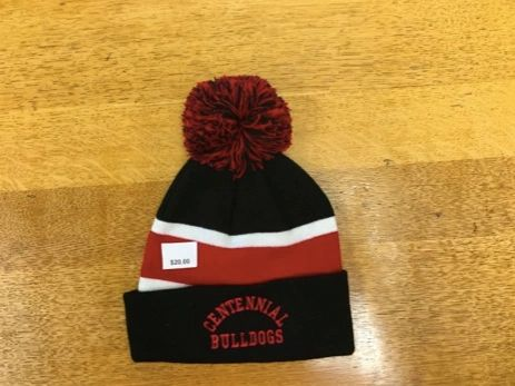 Sock Hat 'Centennial Bulldogs'
