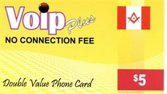 VOIP Plus Calling card