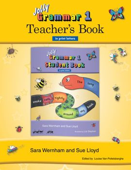 Grammar 1 Teachers Book (In Print Letters)