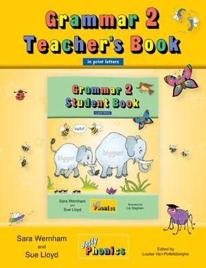 Grammar 2 Teacher's Book (In Print Letters)