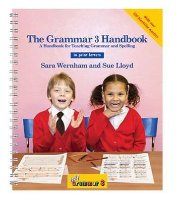 The Grammar 3 Handbook (In Print Letters)
