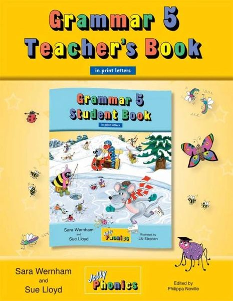 Grammar 5 Teachers Book (In Print Letters)