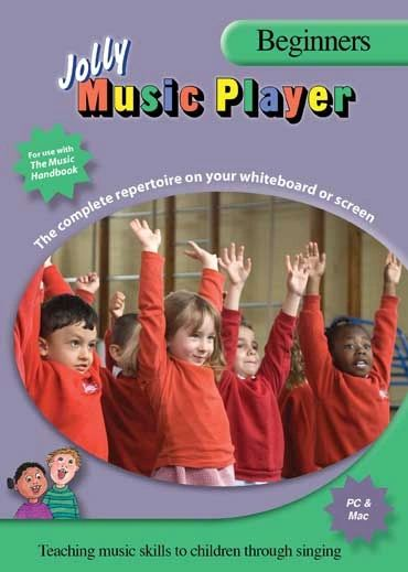 Jolly Music Player, Beginners