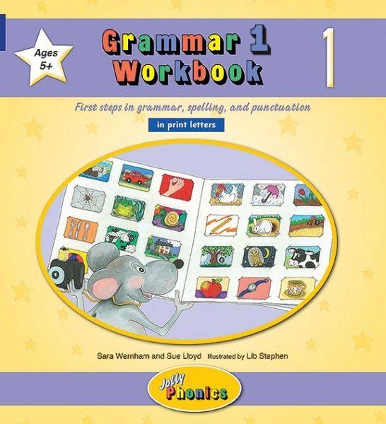 Grammar 1 Workbook 1 (in print letters)