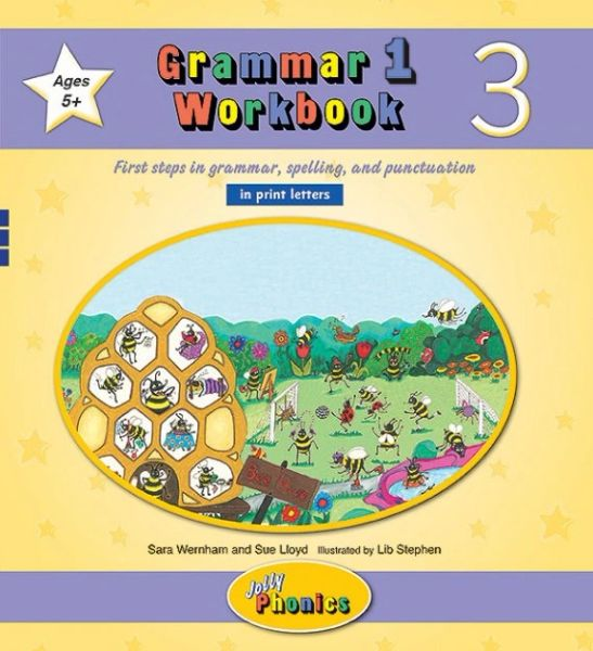 Grammar 1 Workbook 3 (in print letters)