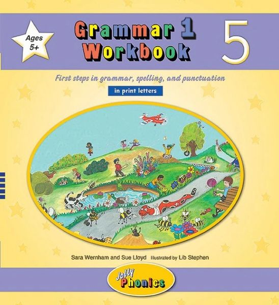 Grammar 1 Workbook 5 (in print letters)