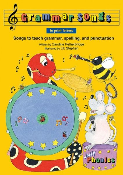 Grammar Songs (in print letters)