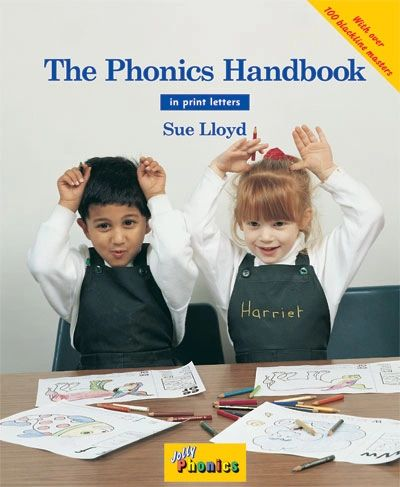 The Phonics Handbook ( In Print Letters )