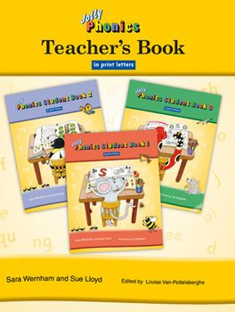 Jolly Phonics Teacher's Book (Color In Print Letters)