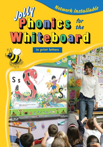 Jolly Phonics For The Whiteboard (Site License In Print Letters) Download now