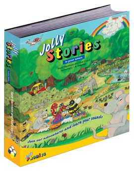 Jolly Stories (In Print Letters)