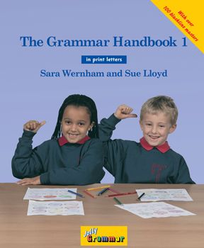 The Grammar Handbook 1 (In Print Letters)