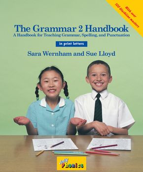 The Grammar 2 Handbook (In Print Letters)