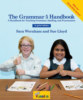The Grammar 5 Handbook (In Print Letters)